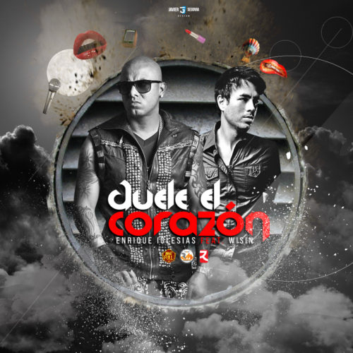 Enrique Iglesias Ft. Wisin: Duele El Corazon (Red Panda Extended Remix Ver 2)